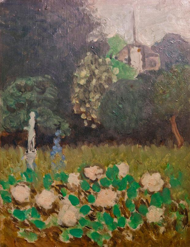 The $1million stolen Matisse that was found in Essex. (Photo: Art Loss Register)