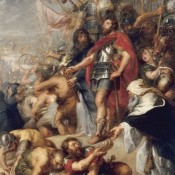 Belgian town demands Rubens painting back