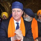 British Prime Minister David Cameron said the Koh-i-Noor taken from colonial India will not be returned