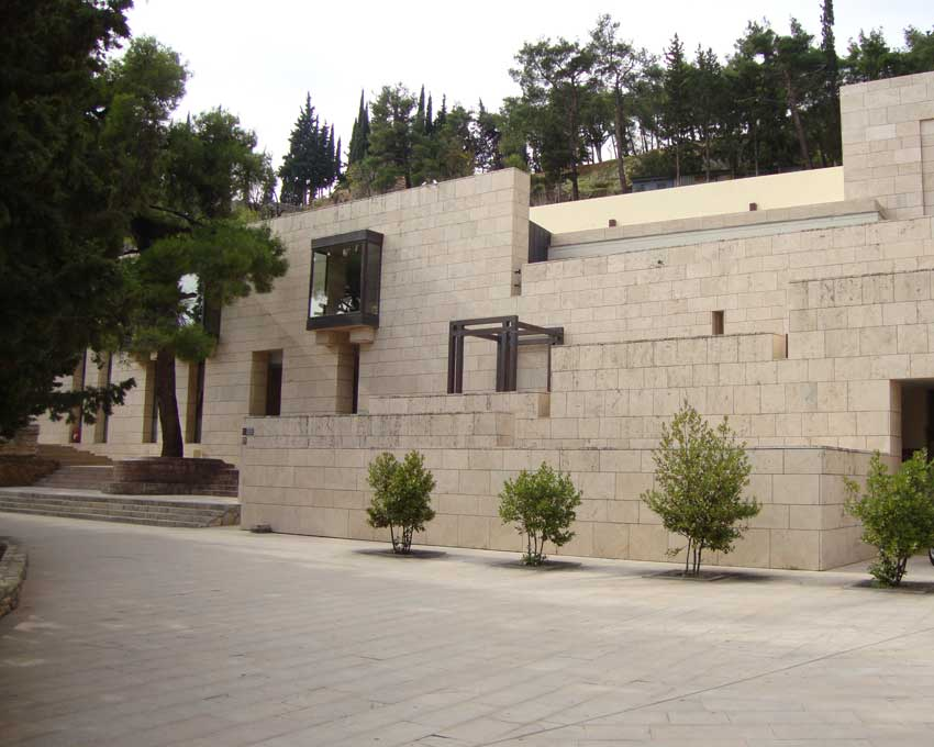 The Archaeological Museum of Delphi.