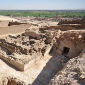 Famous vizier's tomb of Ramses II found