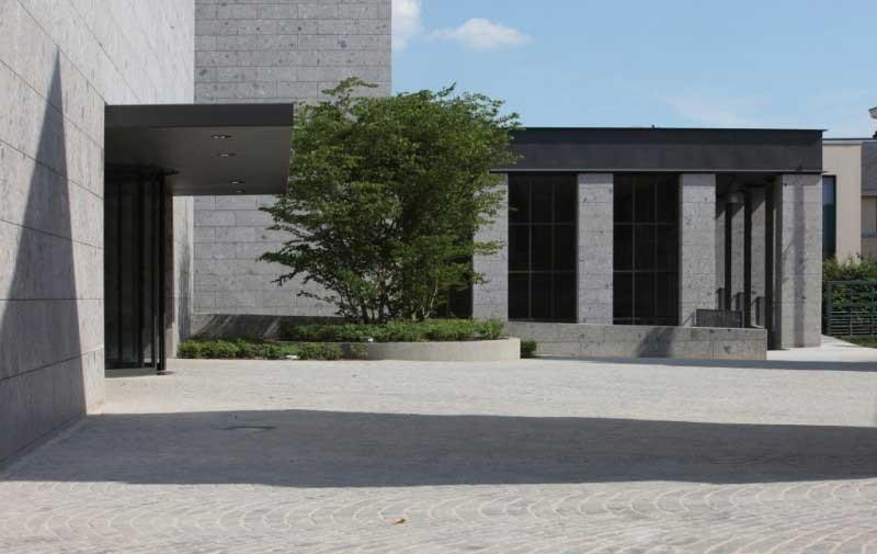 The Gallo Romeins Museum, EMYA Winner in 2011, in Tongeren, Belgium.