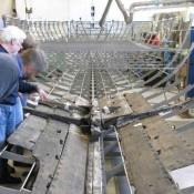 The world's longest Viking ship wreck