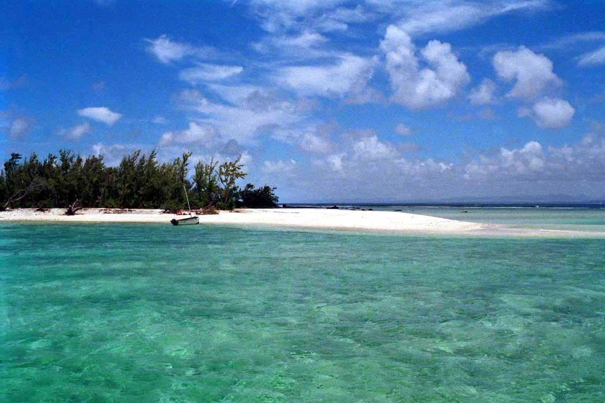 The sands of Mauritius are hiding a secret...