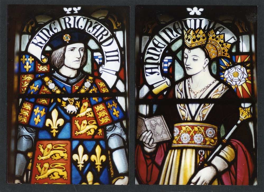 Richard III and Anne of Neville