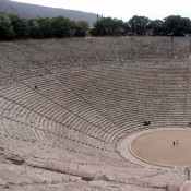 The Asclepeion of Epidaurus