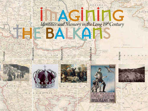 Exhibitions catalogue cover. © Imagining the Balkans.