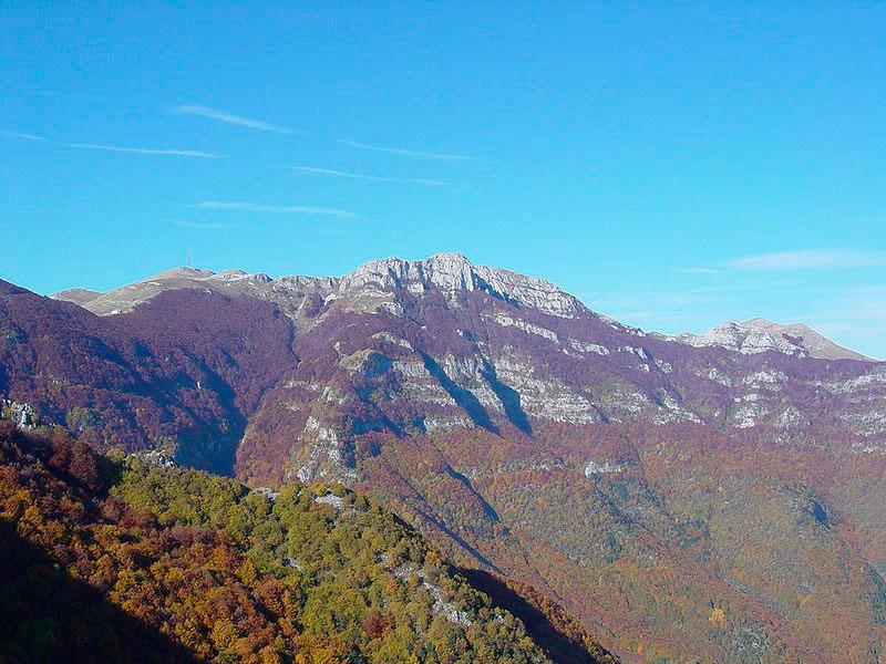 Mount Pangeon.