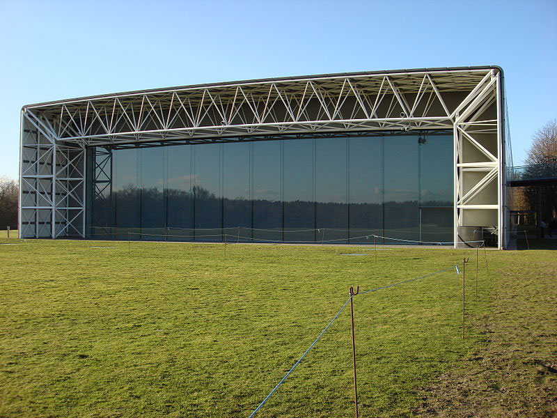 The Sainsbury Centre for Visual Arts.