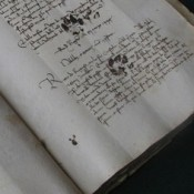 Cat-Paw Prints Found on Medieval Manuscript
