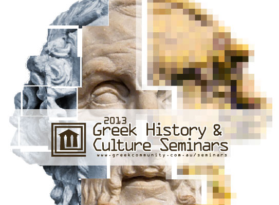 Mycenaean Greek society, Sexuality in Ancient Greece and Greek Colonies in Southern Italy will be some of the topics covered in the seminars.
