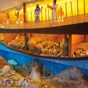 Discovering the oldest seafaring ship