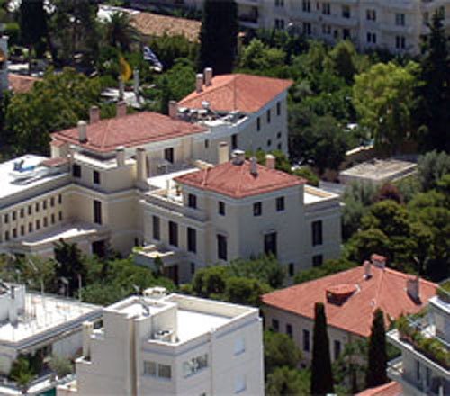 The American School of Classical Studies at Athens.