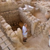 "Eleutherna on Crete: A ""Homeric"" site revealed"