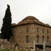 The Fethiye Mosque will be restored