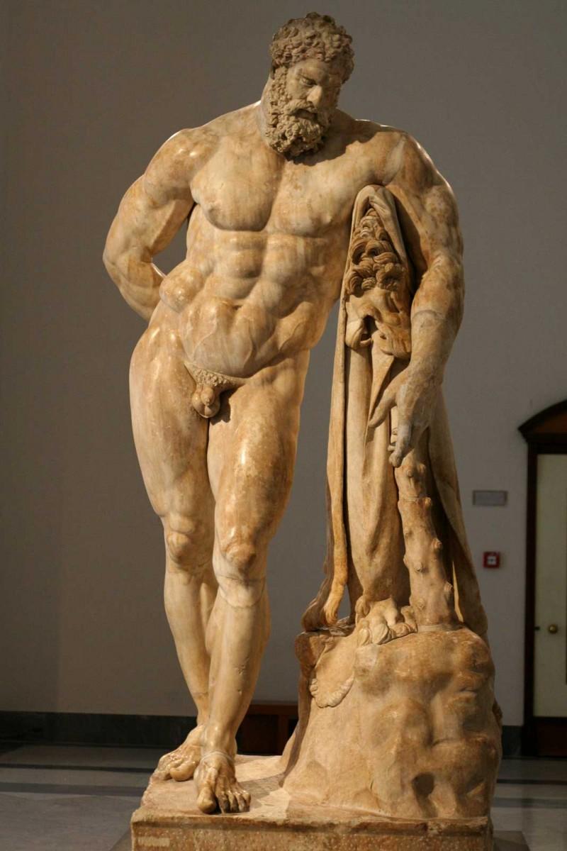 Hercules Farnese.