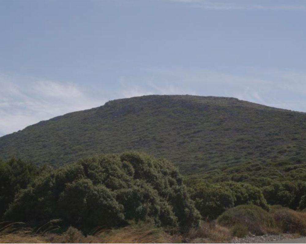 The Leska peak.