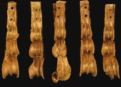The technology of the different materials (especially gold) is one of the issues which will be discussed at the 6th meeting of the Mycenaean Seminar.