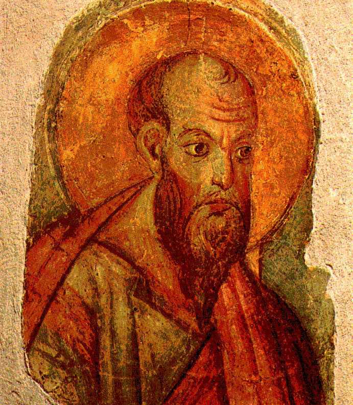 St. Paul connected the pagan deities to the Devil but without calling for violence against paganism.