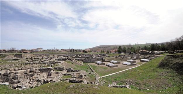 Alacahöyük, Turkey.