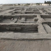 Roman industrial area uncovered in Egypt's Suez Canal