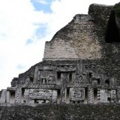 Mayan pyramid destroyed by construction company