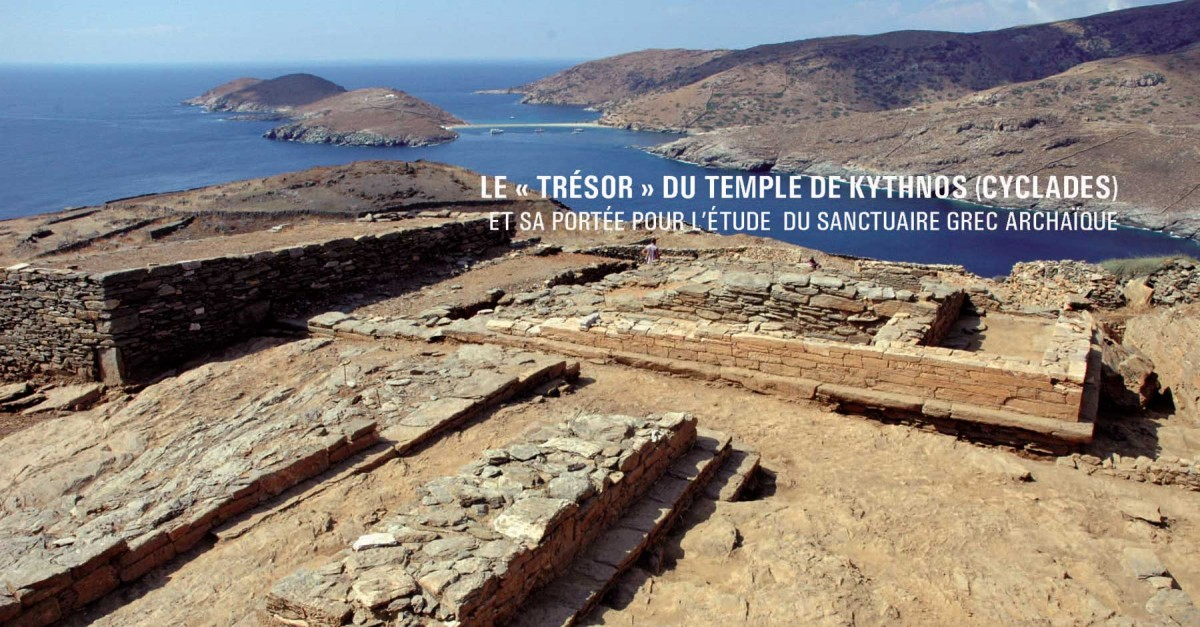 "Alexander Mazarakis Ainian will give a lecture on the excavations at the site ""Vryokastro"", on Kythnos (Cyclades), which have started in 2002."