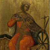 Byzantine images and scriptures move to Palermo