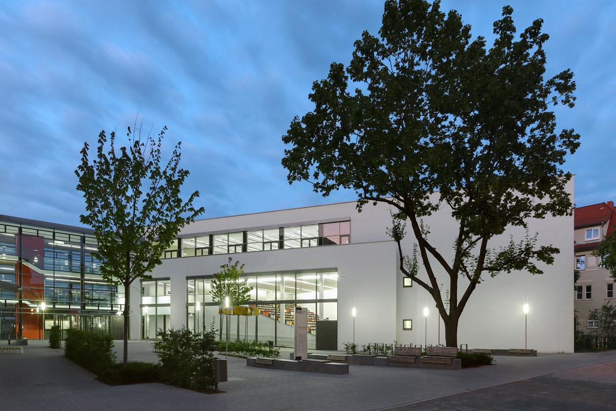 Auditory and Laboratory, University of Erfurt.