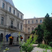 Museum of Art Collections in Bucharest re-opened