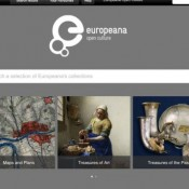 Europeana Releases First Free iPad App