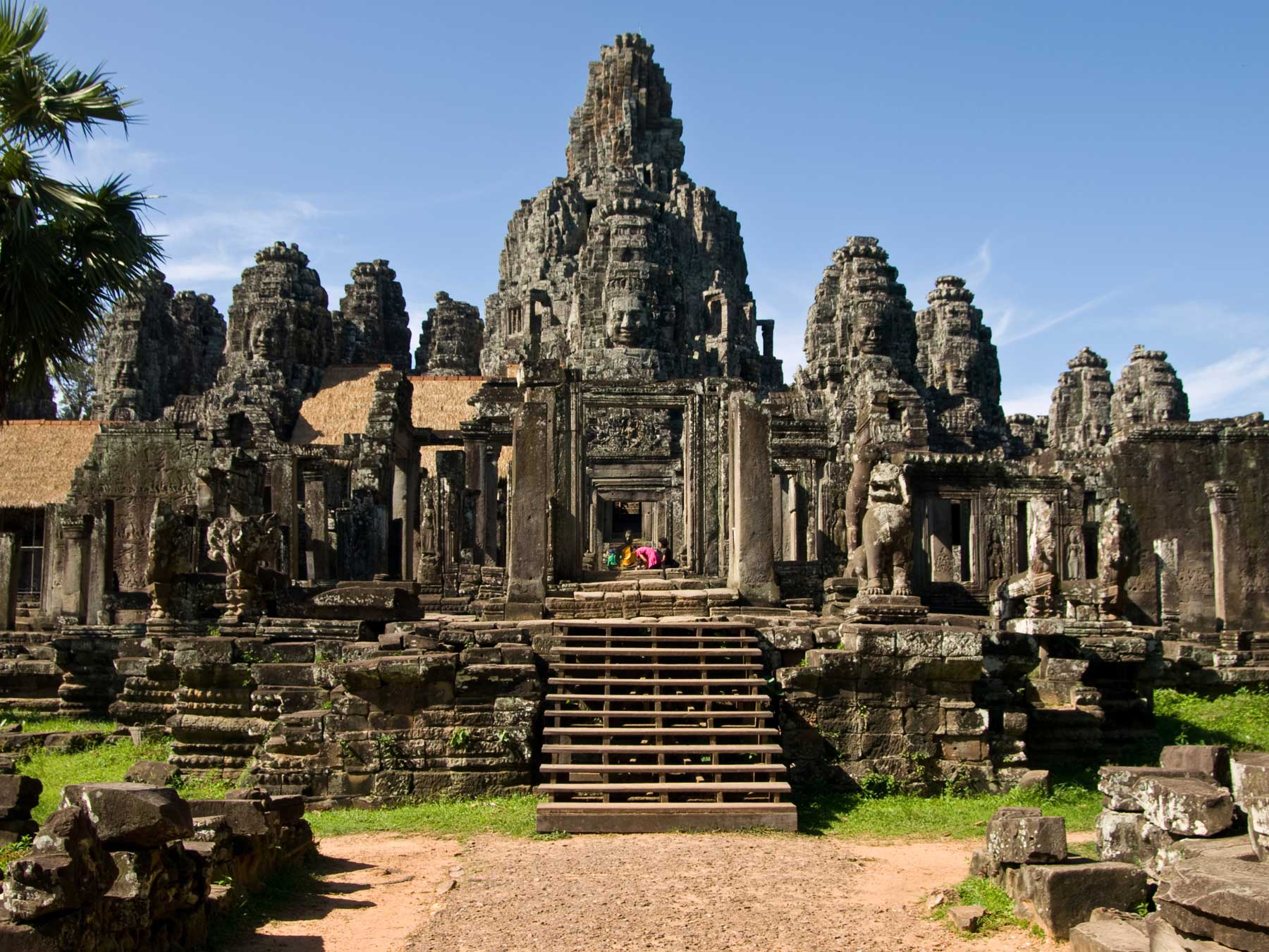 The lost city of mahendraparvata archaeology wiki for Architecture khmer