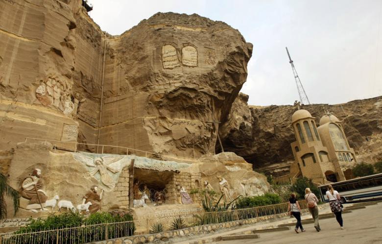 Coptic church in Cairo.