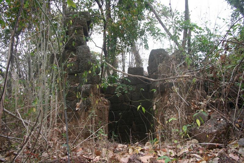 Little Monkey Temple, Cambodia. Photo courtesy Nady Phann.