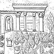 The Hanging Gardens were not in Babylon