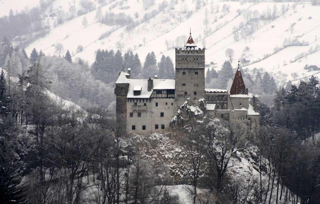 The Bran Castle, Bram Stoker's inspiration behind