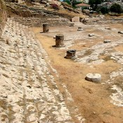 Ancient Eleusis: Enhancement of the Telesterion