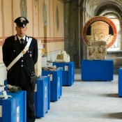 Carabinieri recover Etruscan treasures