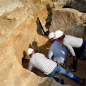 Etruscan tomb revealed in Vulci