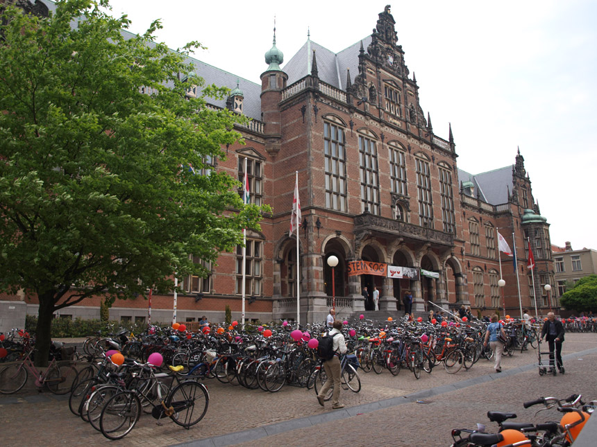 University of Groningen, the Netherlands.