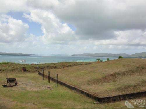 Green Hill Fort, Thursday Island, 2009.