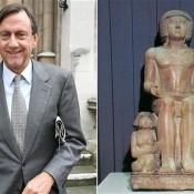Sale of Northampton £2m Egyptian Sekhemka statue challenged