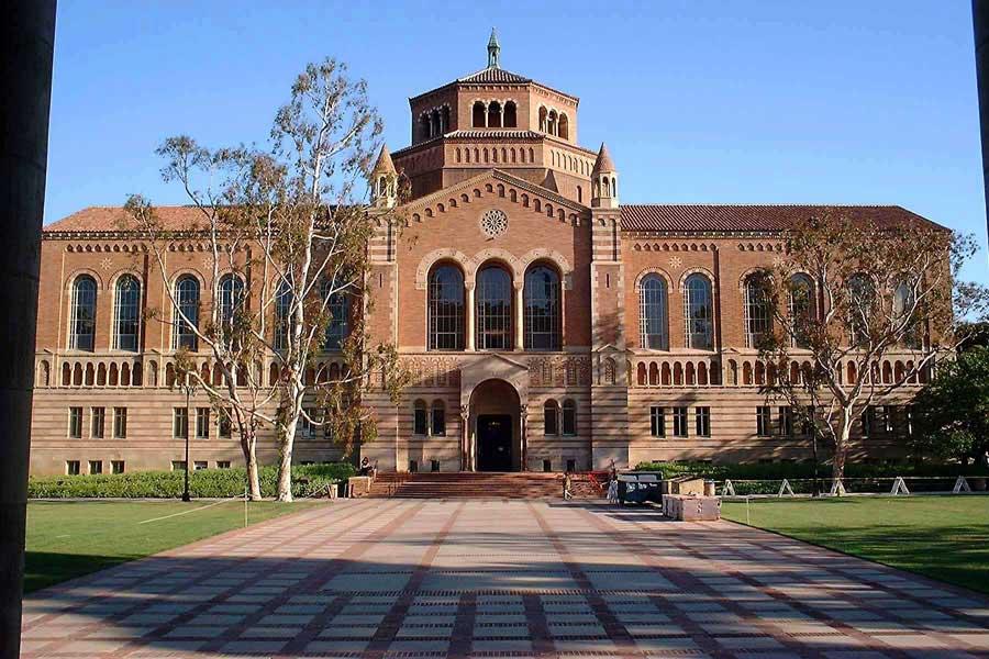 UCLA, Los Angeles.