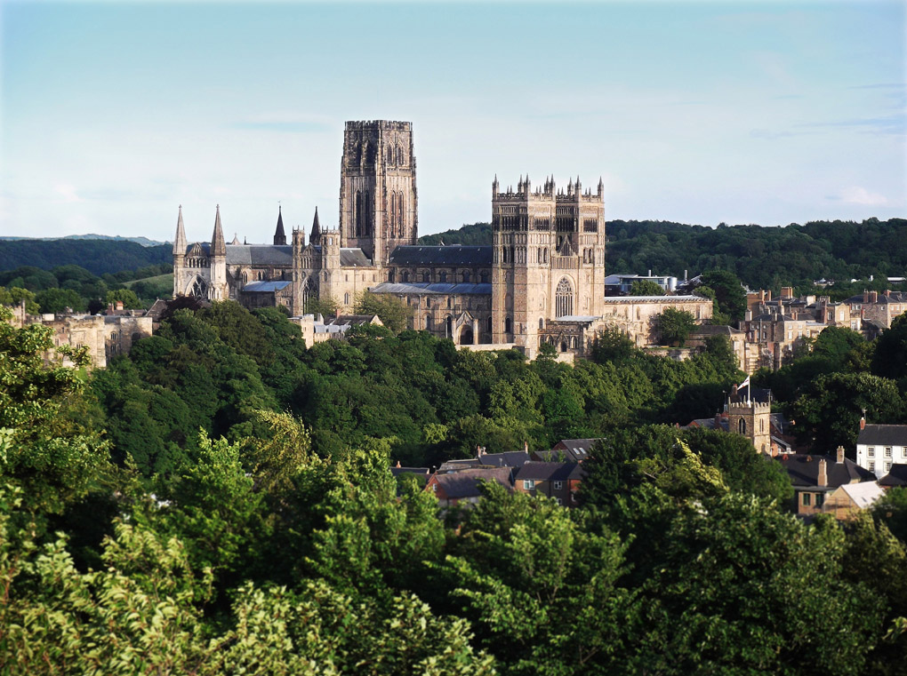Durham. The Cathedral.