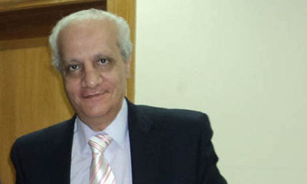 Egyptian Minister of Stete for Antiquities Mohammed Ibrahim.