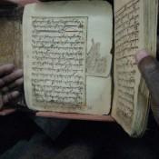 Timbuktu Manuscripts Damaged