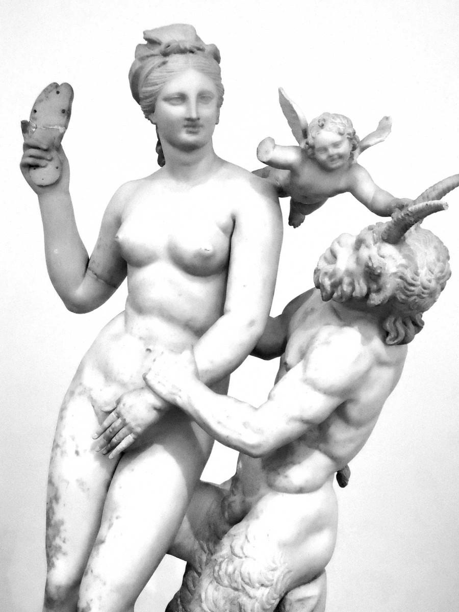 J.J. Garrick, Aphrodite strikes back.