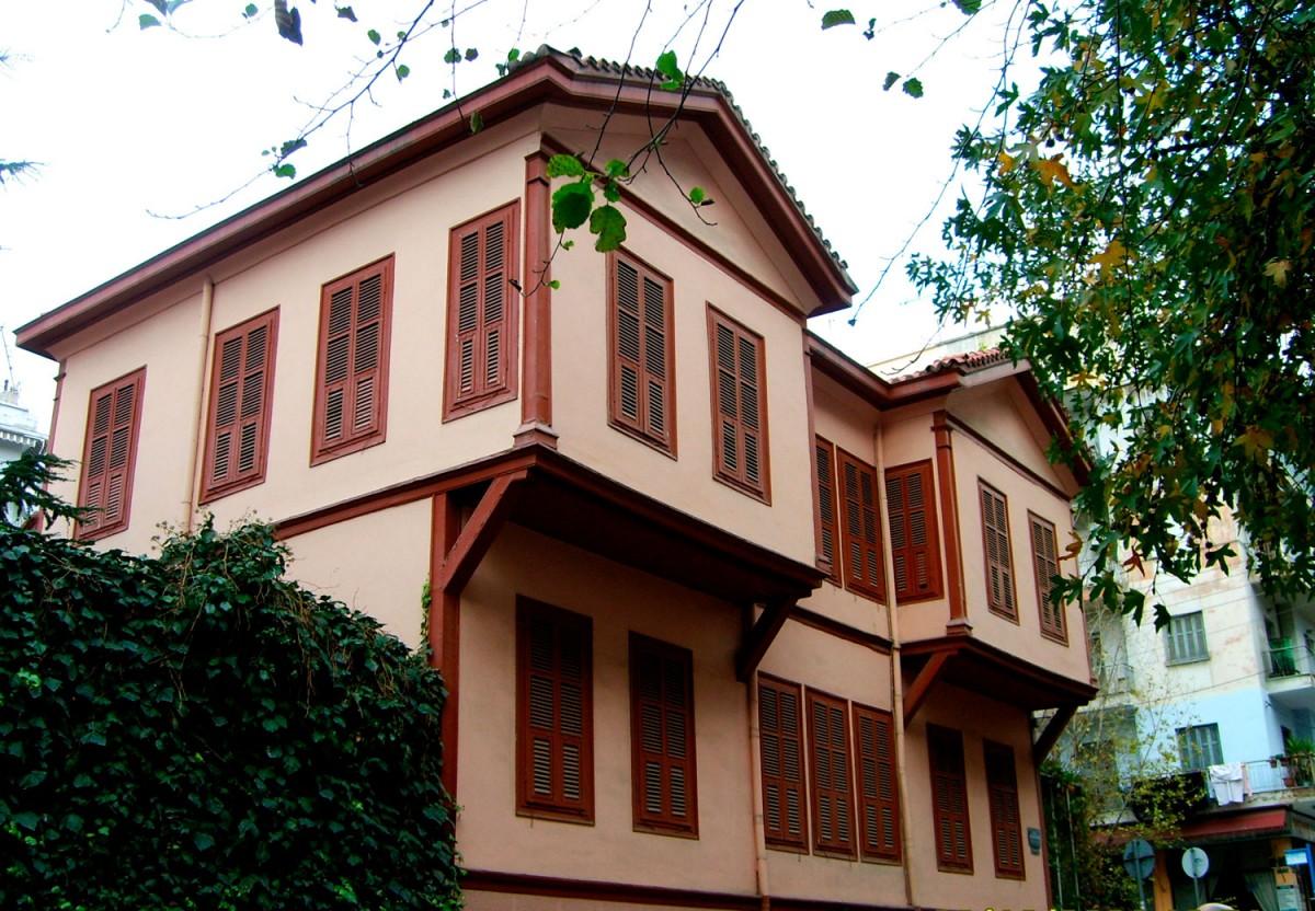 Kemal Ataturk's museum in Thessaloniki.