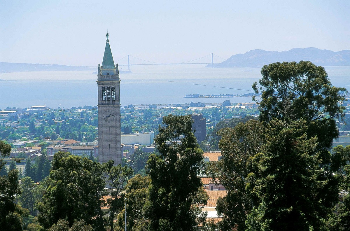 Berkeley, California.