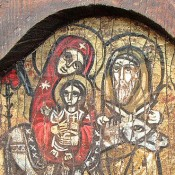 Ancient Coptic icons seized at Cairo airport